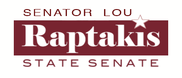 LOU RAPTAKIS - DISTRICT #33 SENATOR - RI STATE SENATE