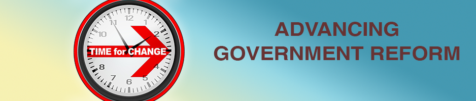 advancing government reform